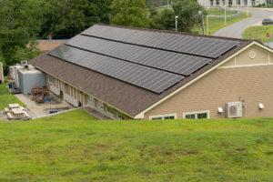 TEEG solar panels